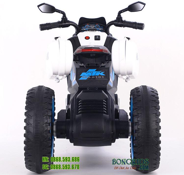 Đuôi xe mô tô điện trẻ em BDQ-8101