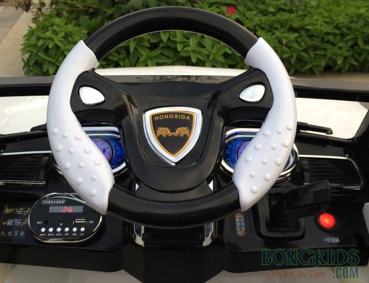 Vô lăng xe ô tô điện trẻ em HSD-8101