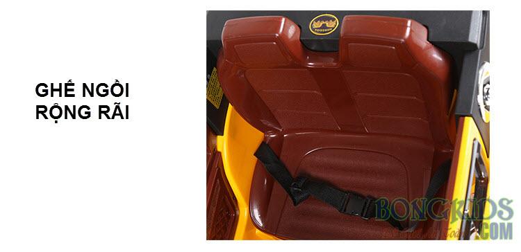 Ghế xe ô tô điện trẻ em HSD-8101