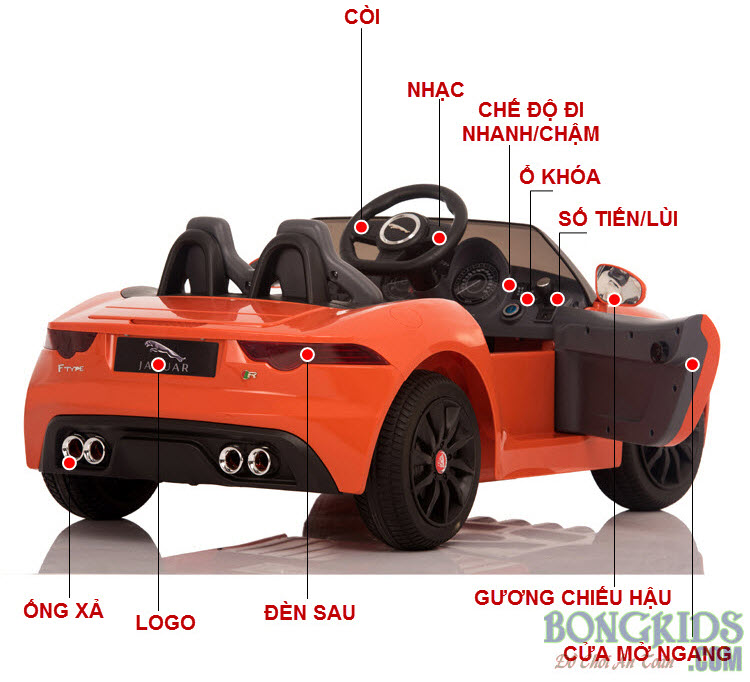 Xe điện cao cấp